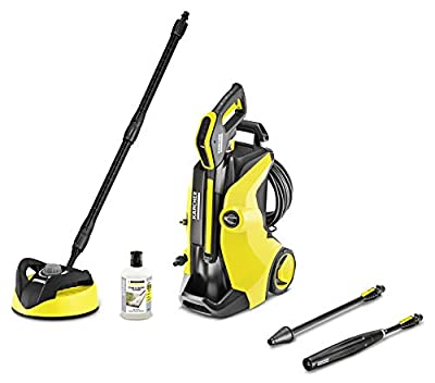 Kärcher K 5 Full Control Home - high-Pressure Cleaners (Electric, Black, Yellow) from Kärcher