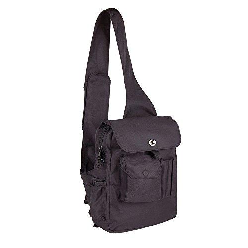 Price comparison product image Man-PACK Classic 2.0 Bag,  Black