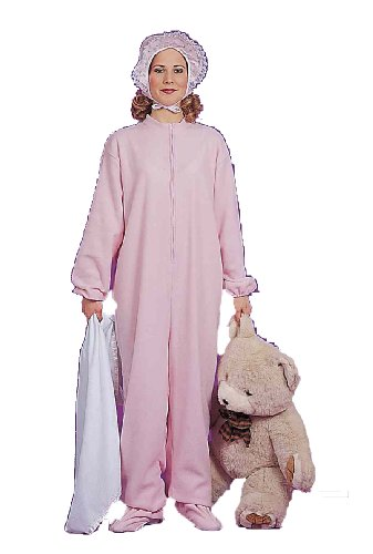 Forum Novelties womens Pink Jammies Adult Sized Costumes, Pink, One-Size US