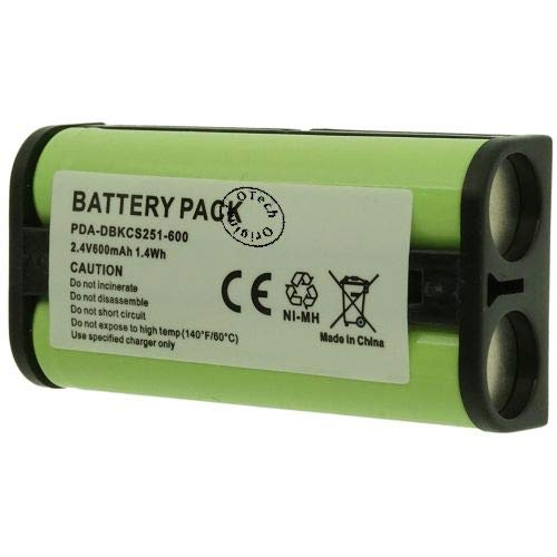 Batería para auriculares inalámbricos Sony BP-HP550-11