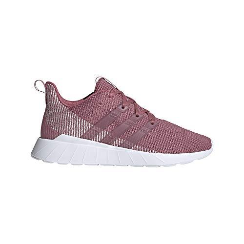 adidas Questar Flow, Zapatillas para Mujer, GRATRA/GRATRA/MATROS, 36 EU
