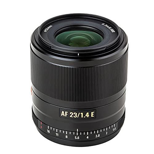 Viltrox Lente de retrato F1.4 de 56 mm, compatible con cámaras Sony E-Mount APS-C-Formato sin espejo A6500 A6300 A6000 A7RIV A7RIII A7III A7RII A7II A7S A7R
