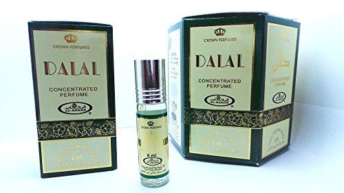 H-Distribution Al-rehab dalal-box mit parfümöl 6 x 6 ml