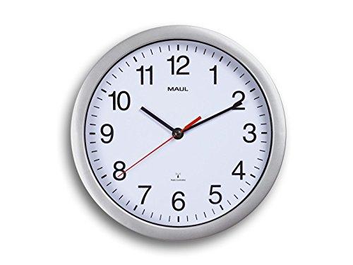 MAUL 9052595 Llanta Blanco Reloj de Pared