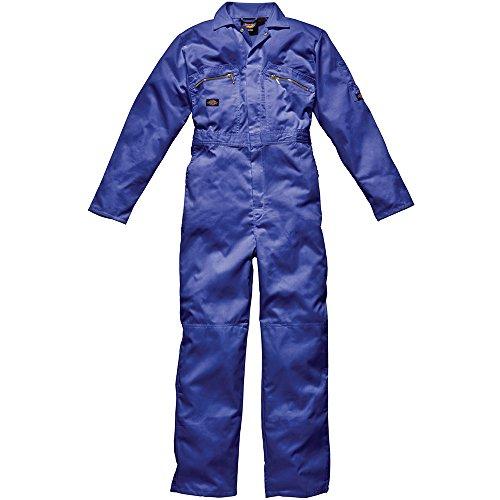Dickies Herren Arbeitsoverall Blau Blau (Royal Royal Blue) Large