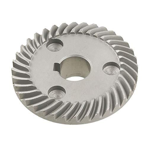 Calidad superior 2 piezas de reemplazo espiral engranajes cónicos for Makita 9553 amoladora angular para accesorios de soporte de motosierra (Size : As show)