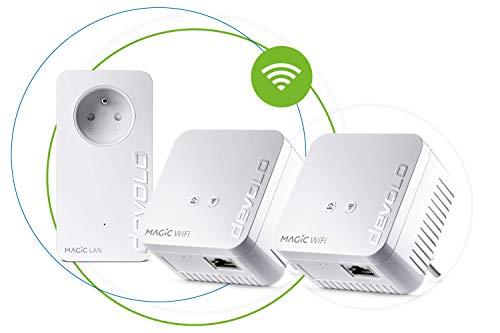 Devolo Magic 1 WiFi Mini Multiroom Kit CPL