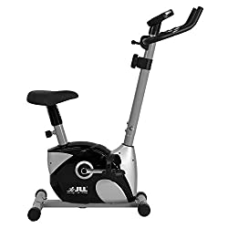 10 Levels of Magnetic Resistance. Max User Weight 100kg. 4kg Two-Way Flywheel. Detachable 3 Piece Crank System. LCD Monitor: Time (mins:secs), Distance (km), Speed (km/h), Calories, Odometer (km) and Heart-Rate (ppm) Heart Rate Inbuilt into Handrails...