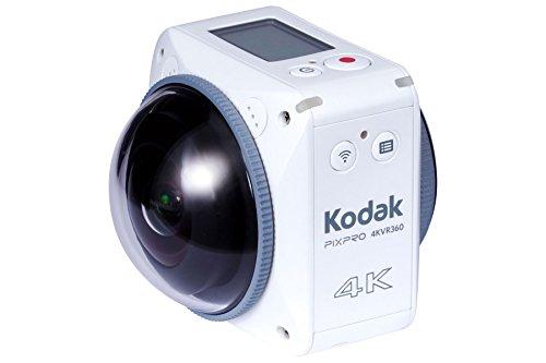 Caméra Kodak Pixpro VR 360° 4K - Digital -Blanche