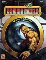 Mutant Master (Gamma World, 4th Edition) 1560764112 Book Cover
