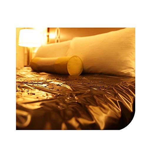 Feuille de jeu étanche Couple Couple adulte Jeu Sex Bed Passion Fournitures Feuilles étanches...