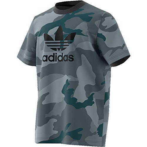 T-Shirt Adidas Camouflage Trefoil camo