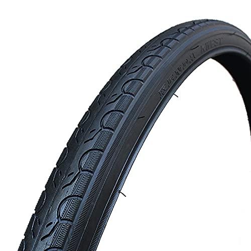 CYYLAHZX Neumático de Bicicleta para El Neumático De Bicicleta K193 700C 700 * 25 28 32 35 38 40C Touring Touring Cojín De Coches Pequeño Patrón Patrón Mountain Road Bike Tire (Color : 700X28C)