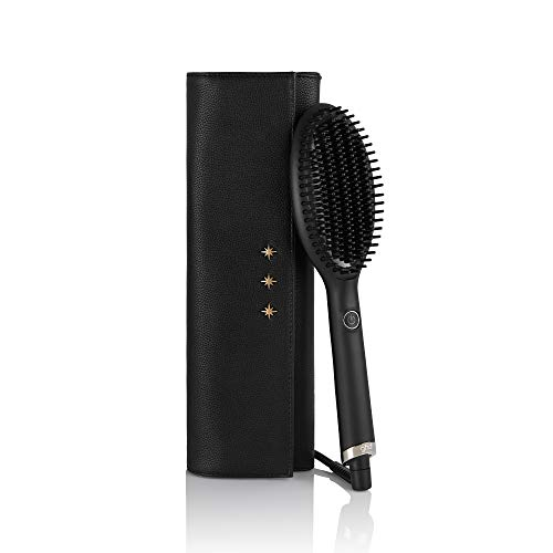 ghd glide gift set xmas - Cepillo eléctrico alisador de pelo con tecnología iónica
