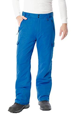 Arctix Men's Snow Sports Cargo Pants, Nautical Blue, Medium/Regular