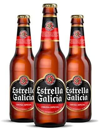 Cerveza Estrella Galicia Especial 4...