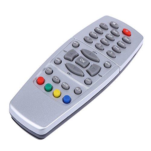 Ersatzfernbedienung Silber für DREAMBOX 500 S/C/T DM500 DVB 2011 Ver