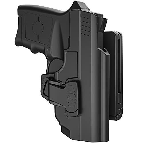 Belt Holster for S&W M&P Bodyguard 380 with Integrated Red...