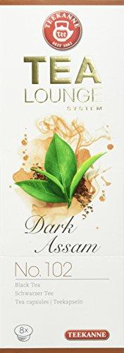 TEEKANNE TEALOUNGE System Dark Assam No. 102, 6er Pack (6 x 14,4 g)