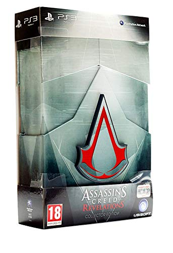 USA OFFICIAL Assassin's Creed Revelations Collector's Edition PS3 Limited Ubisoft #1