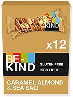 BE-KIND Caramel Almond & Sea Salt, 12 x 40 gm
