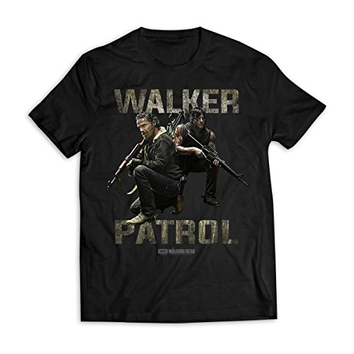 "T-Shirt ""The Walking Dead "" Walker Patrol (M)"
