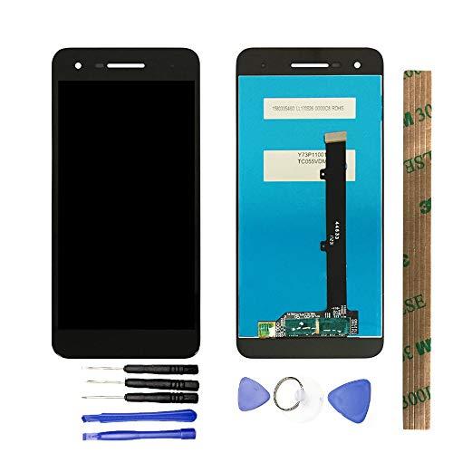 JayTong - visualización LCD y digitalizador de visualización táctil de Repuesto para Vodafone Smart V8 VFD710 VFD 710 Negro