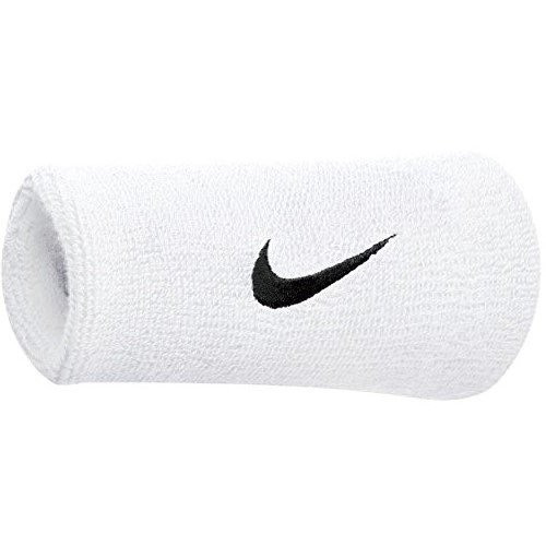 Nike Swoosh Doublewide Bottle, white/black, One Size