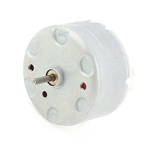 uxcell RF-500TB-12560 DC5V-12V 2300RPM-5600RPM No Load Speed 32mm Diameter DC Motor