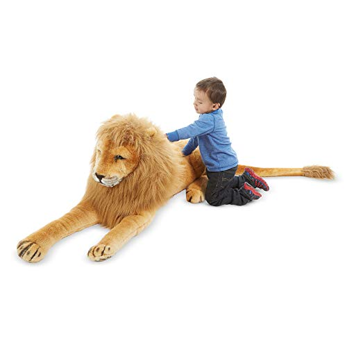 Melissa & Doug Large Stuffed Lion