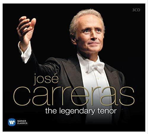 Jose Carreras - The Legendary Tenor [CD]