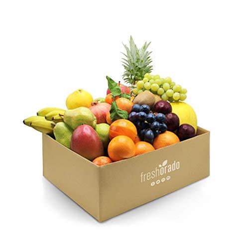 freshorado OBST-BOX 6 kg frisches und leckeres Obst für 2 Personen …