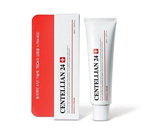 東国 DONGKOOK CENTELLIAN24 スーパーリッチな保湿マデカの顔のクリーム Super rich moisturizing Madeca f...