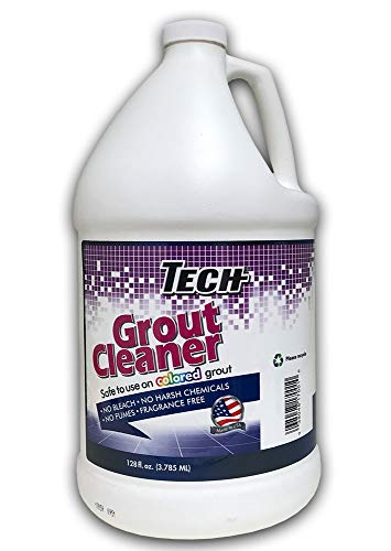 TECH 17001 Grout Cleaner, 128 oz