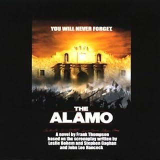 The Alamo audiobook cover art