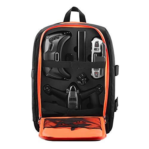 DJFEI Rucksack für DJI FPV Combo Drone und Zubehör, Tasche Tragbarer Aufbewahrungs Rucksack für DJI FPV Combo Drone, Goggles V2, Fernbedienung 2, Motion Controller, Batterie und Zubehör