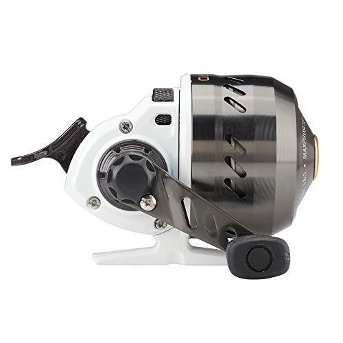 Abu Garcia Abumatic STX & MAX Pro Spincast - Carrete de Pesca Unisex para Adultos, Color Gris, 10 Unidades