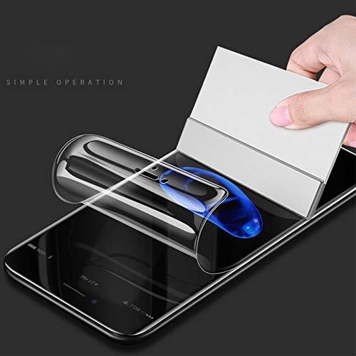 [3 paquetes]Película de hidrogel suave para Meizu M3S M3 M5 M6 Note U10 U20 Pantalla de protección ultradelgada para película Meizu Pro 6 7 (vidrio no templado)-Para Meizu M3S_Película de hidrogel