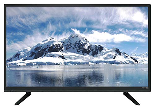 Buy Discount ATYME 32″ Class HD (720P) LED TV with Built in DVD Player (320AM5DVD) (Renewed)