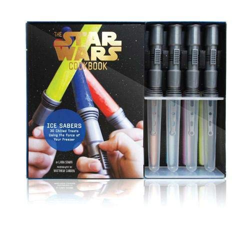 Price comparison product image Ice Sabers: 30 Chilled Treats Using the Force of Your Freezer! (Star Wars Cookbook)