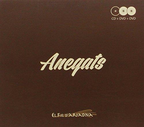 El Fil D'ariadna [CD/2dvd]