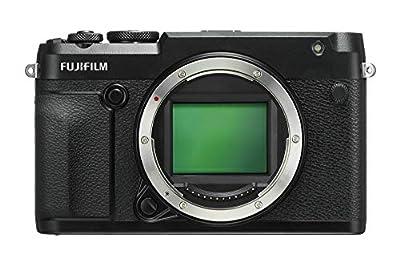 Fujifilm GFX 50R 51.4MP Mirrorless Medium Format Camera (Body Only) from FUJIFILM