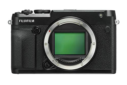 Fujifilm GFX 50R 51.4MP Mirrorless Medium Format...
