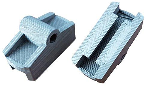 2x Gleiter für Gleitscharnier - Ersatzteil kompatibel zu IKEA Behjälplig