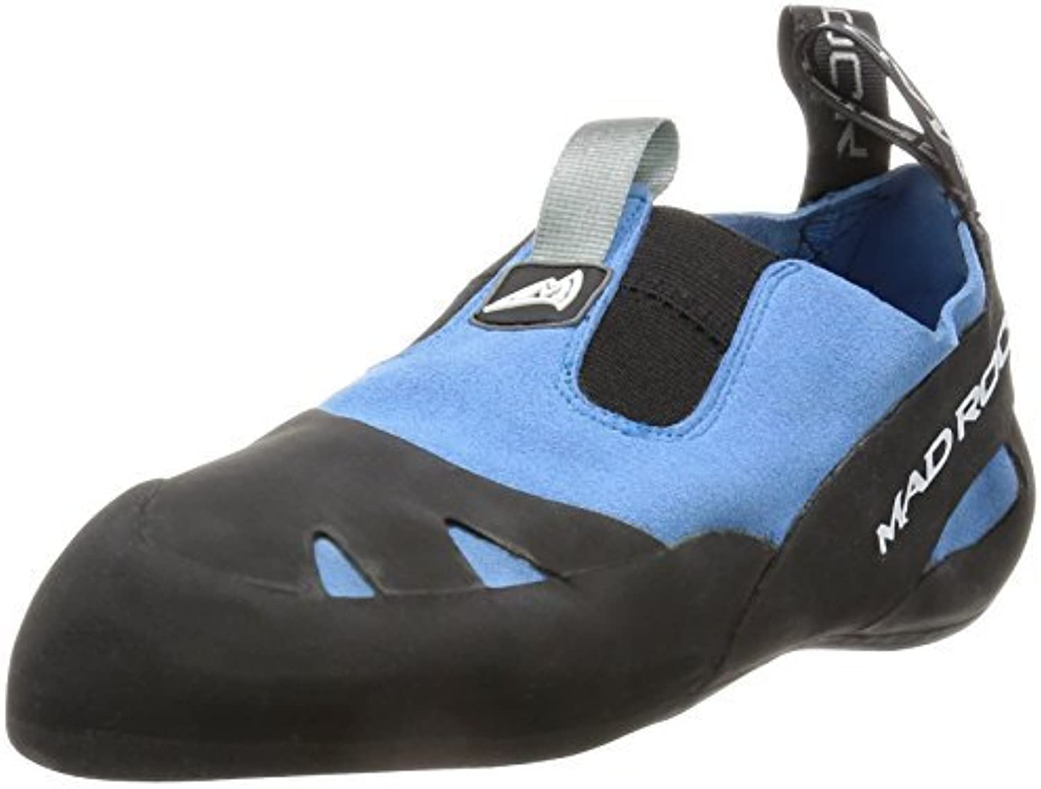 Mad Rock Mens Remora Climbing shoes, Black bluee, 10 M US by Mad Rock