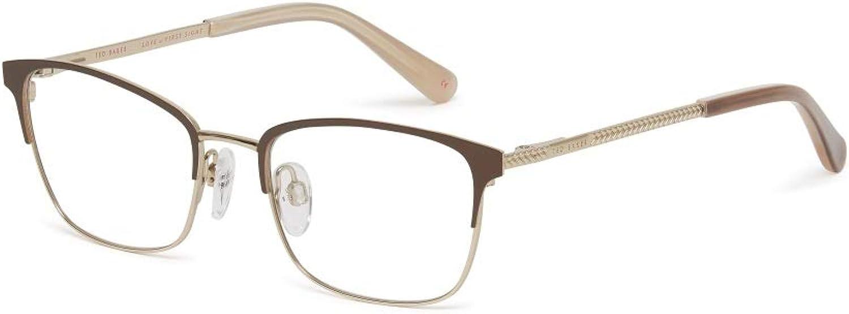 Ted Baker Eyeglasses TB2251 Lexi 193 Brown 4817  Women's