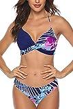 Tuopuda Bikinis Mujer Push up con Relleno Mujeres Sujetador Conjunto de...