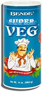Super Veg, Soup Mix and Food Seasoning, 14oz