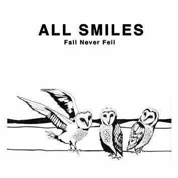 Fall Never Fell EP