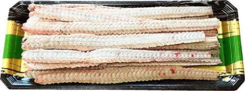 うなぎの骨 150g(平均15本前後)岩塩2袋付 冷凍品